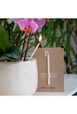 Fidea design Kerzengruss 15 Minuten Stille