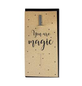Fidea design Faltkarten A6 Eva You are Magic