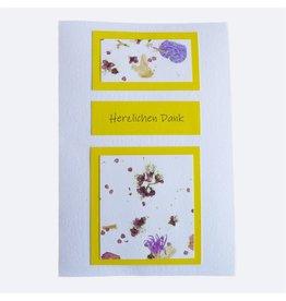 InclusioPlus Florale Grüsse-Herzlichen Dank