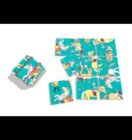 Weizenkorn Pocketpuzzles Pferde