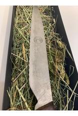 Fuschina da Guarda Brotmesser mit Holzgriff Stahl / Holz