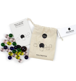 Fidea Design Volltreffer Mini Boule Spiel