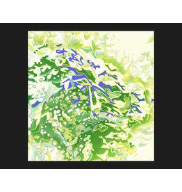 Mashu Kyoto FUROSHIKI -Fantasy green