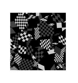 Mashu Kyoto FUROSHIKI -Schach black