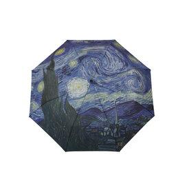 Ecozz Schirm Starry Night - Vincent van Gogh