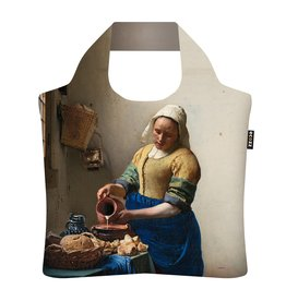 Ecozz The Milkmaid - Johannes Vermeer