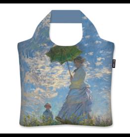 Ecozz Woman with Parasol - Claude Monet