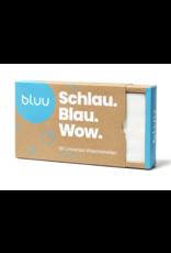 bluu Waschstreifen Alpenfrische