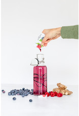 eau&moi Früchtepüree Himbeere/Heidelbeere 100% Frucht
