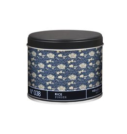 Hello Candle Sojakerzen Rice Powder