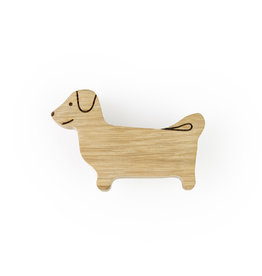 Fidea Design Nagelbürste Hund - Dreck-Tatz