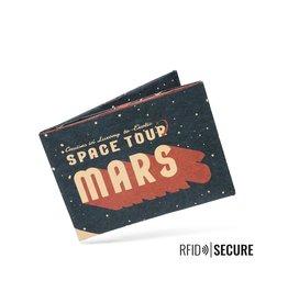 Paprcuts Portemonnaie RFID Mars