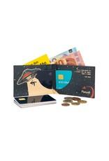 Paprcuts Portemonnaie RFID Mars Tyvek