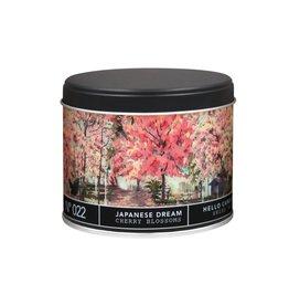 Hello Candle Sojakerzen Japanese Dream Cherry
