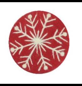 Filzseife Flower Ice Star