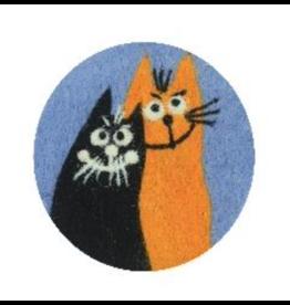 Filzseife Cats