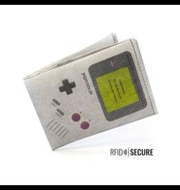 Paprcuts Portemonnaie RFID Game Boy
