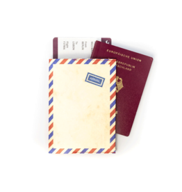 Paprcuts Reisepass Cover Airmail