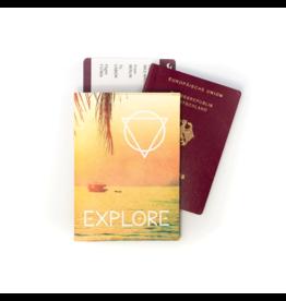 Paprcuts Reisepass Cover Explore