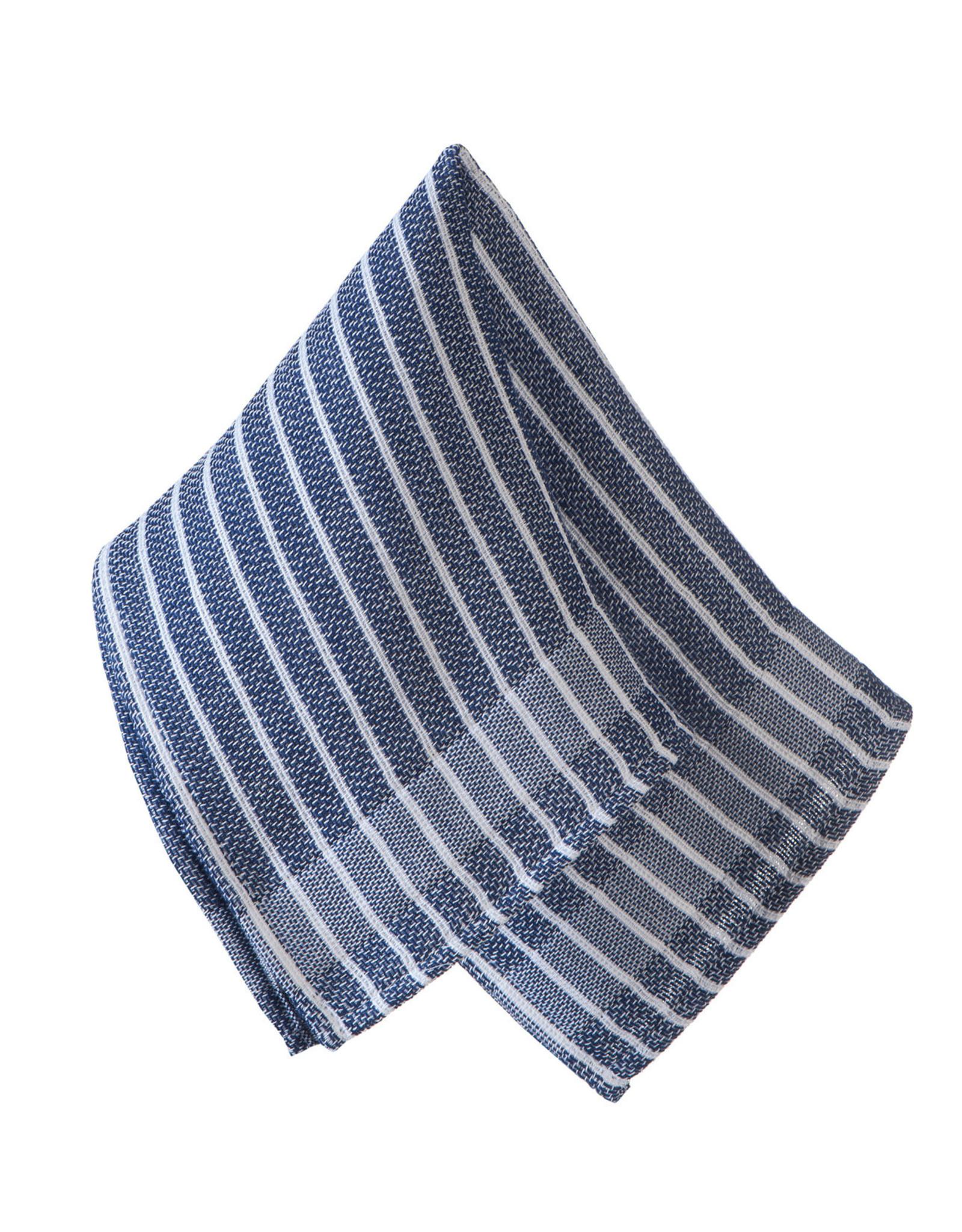 Rigotex Allzwecktuch Doppelgewebe marine 100% Baumwolle