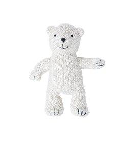 Strickfigur Happy Bear