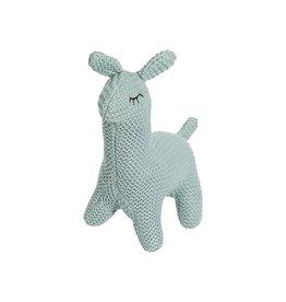 Strickfigur Tiny Lama