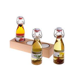 ARGO Dreierlei Öl /Kerzenhalter