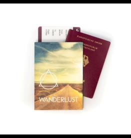 Paprcuts Reisepass Cover - Wanderlust