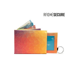 Paprcuts RFID Portemonnaie Pro - Diamond Dawn