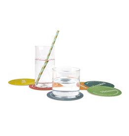 Fidea Design Themawechsel / Glasuntersetzer