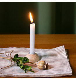 Fidea Design Kerzenstrunk Kerzenständer für Baumkerzen