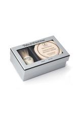 Taylor of Old Bond Street Giftbox Sandalwood Pure Badger & Shavingcream 150g