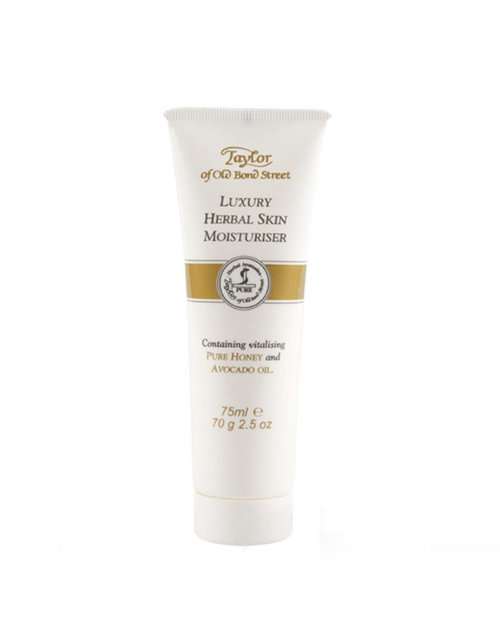 Taylor of Old Bond Street Herbal Skin Moisturiser 75ml