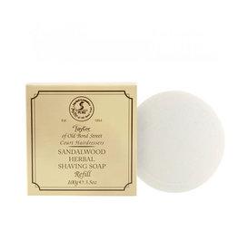 Taylor of Old Bond Street Sandalwood Herbal Shaving Soap Refill 100gr