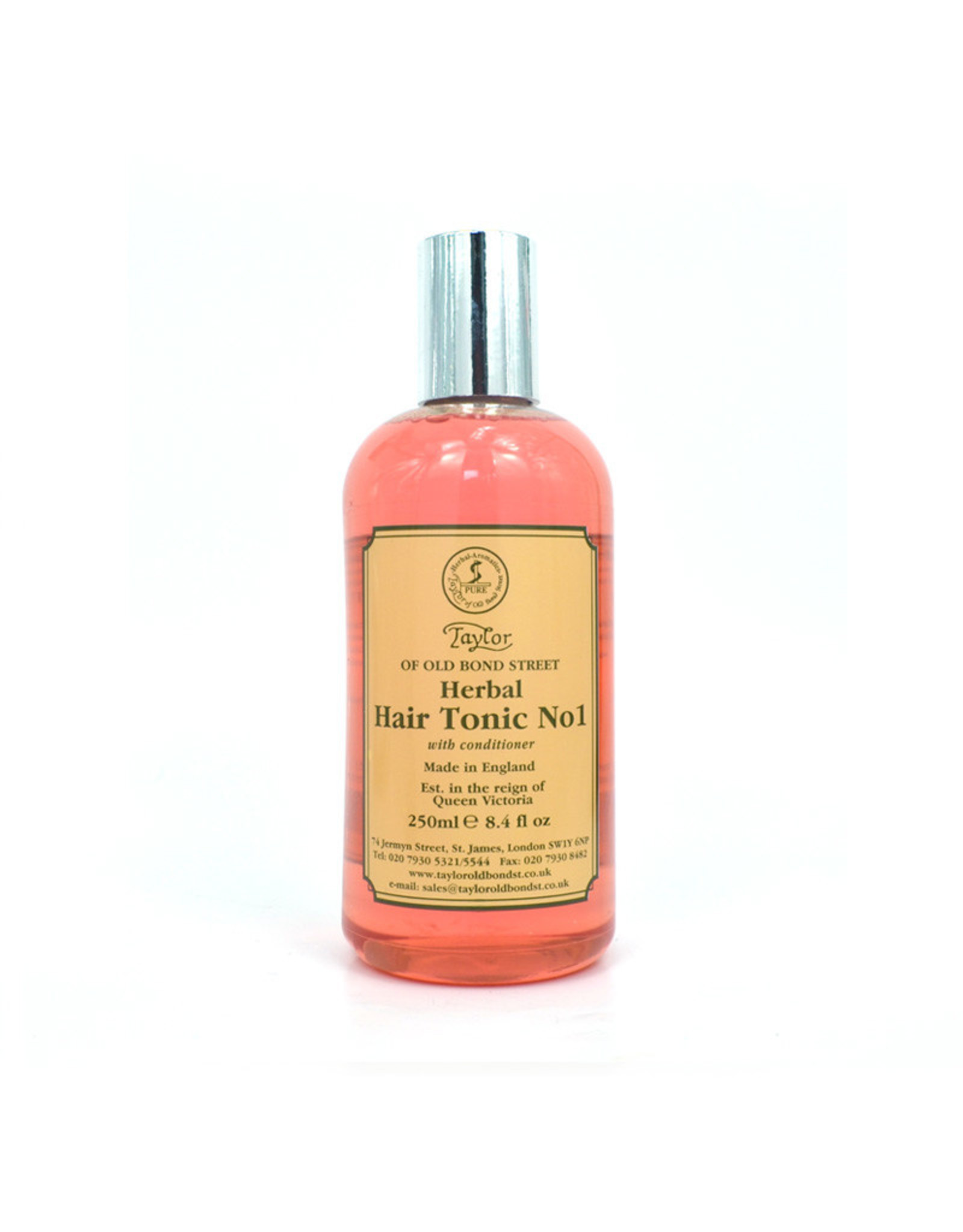 Taylor of Old Bond Street No.1 Herbal Hair Tonic with Conditioner 250ml