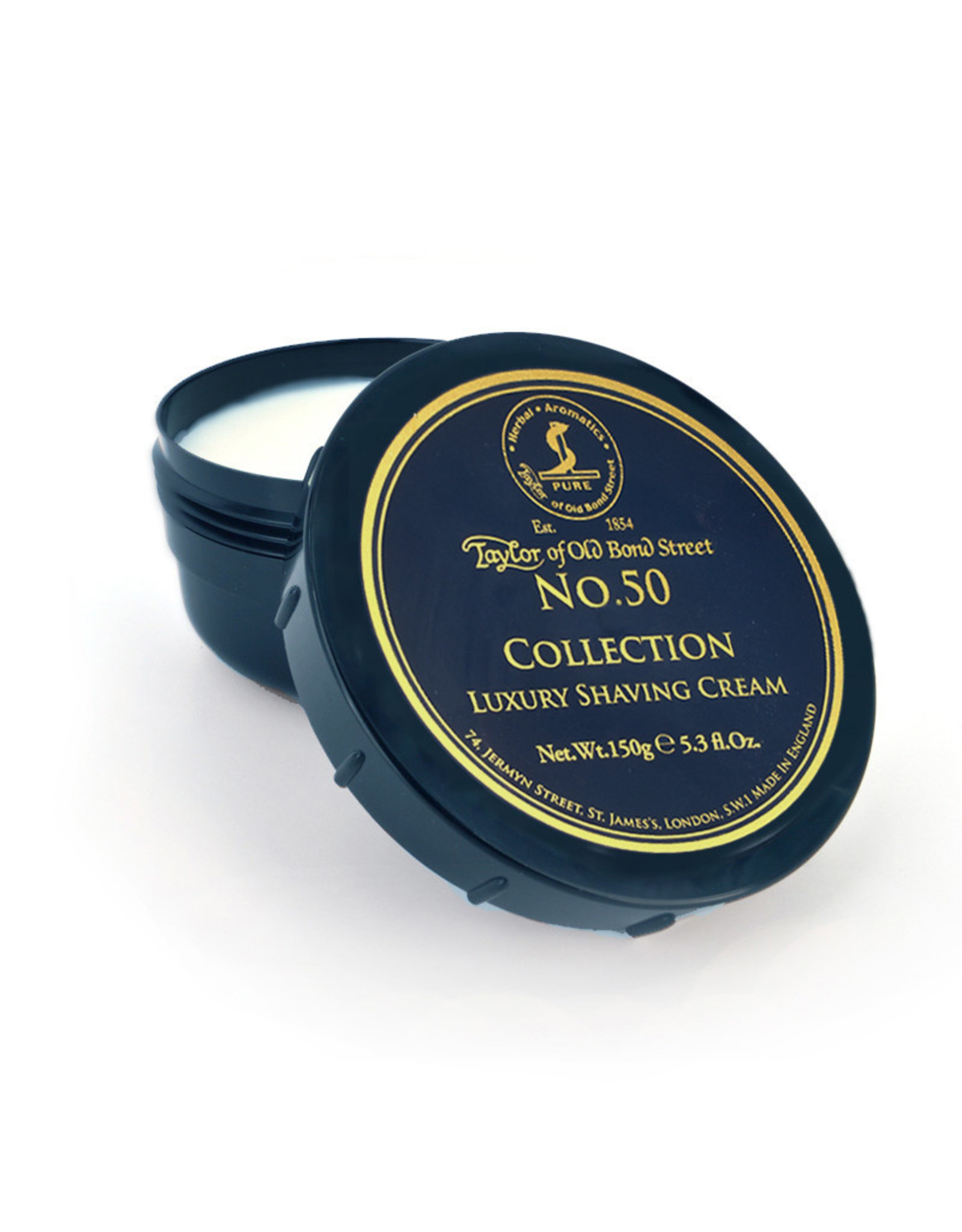 Taylor of Old Bond Street Scheercreme 150g No. 50 Collection