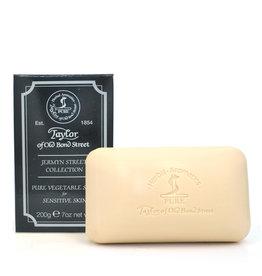 Taylor of Old Bond Street Taylor Pure Vegetable Soap 200g  Jermyn Street