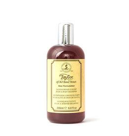Taylor of Old Bond Street Taylor Sandalwood Luxury Hair & Body Shampoo 200ml