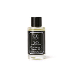 Taylor of Old Bond Street Scheerolie Chamomile 25ml