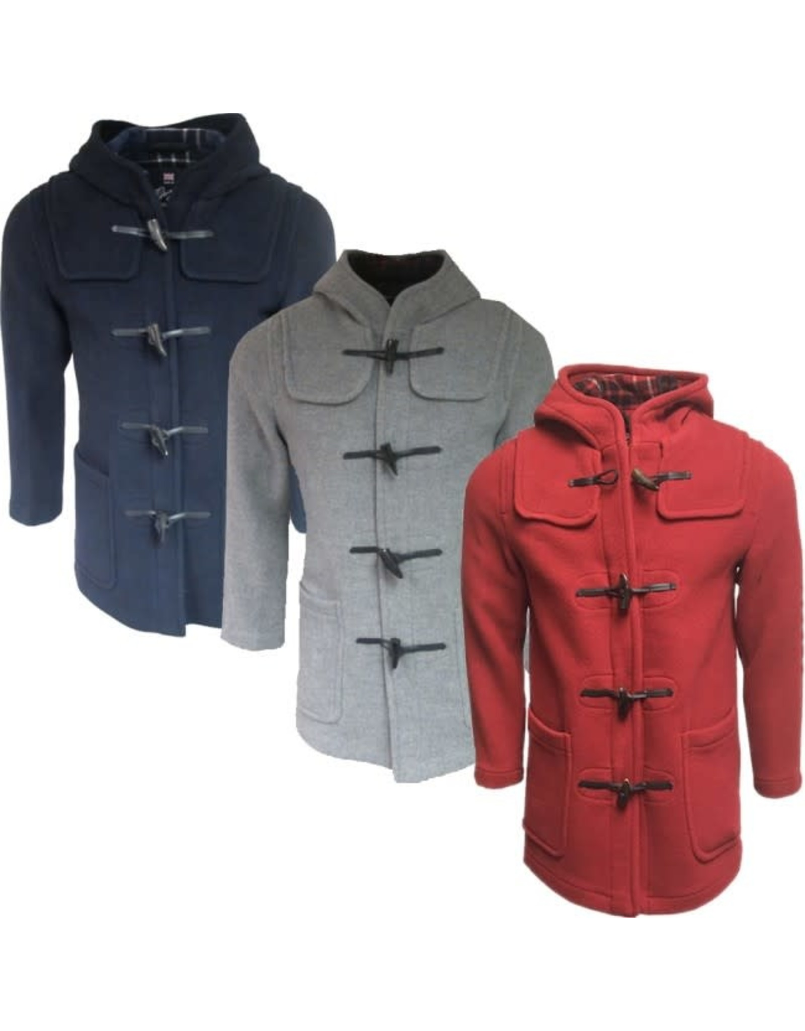 Gloverall Mid Duffle Jacket Women