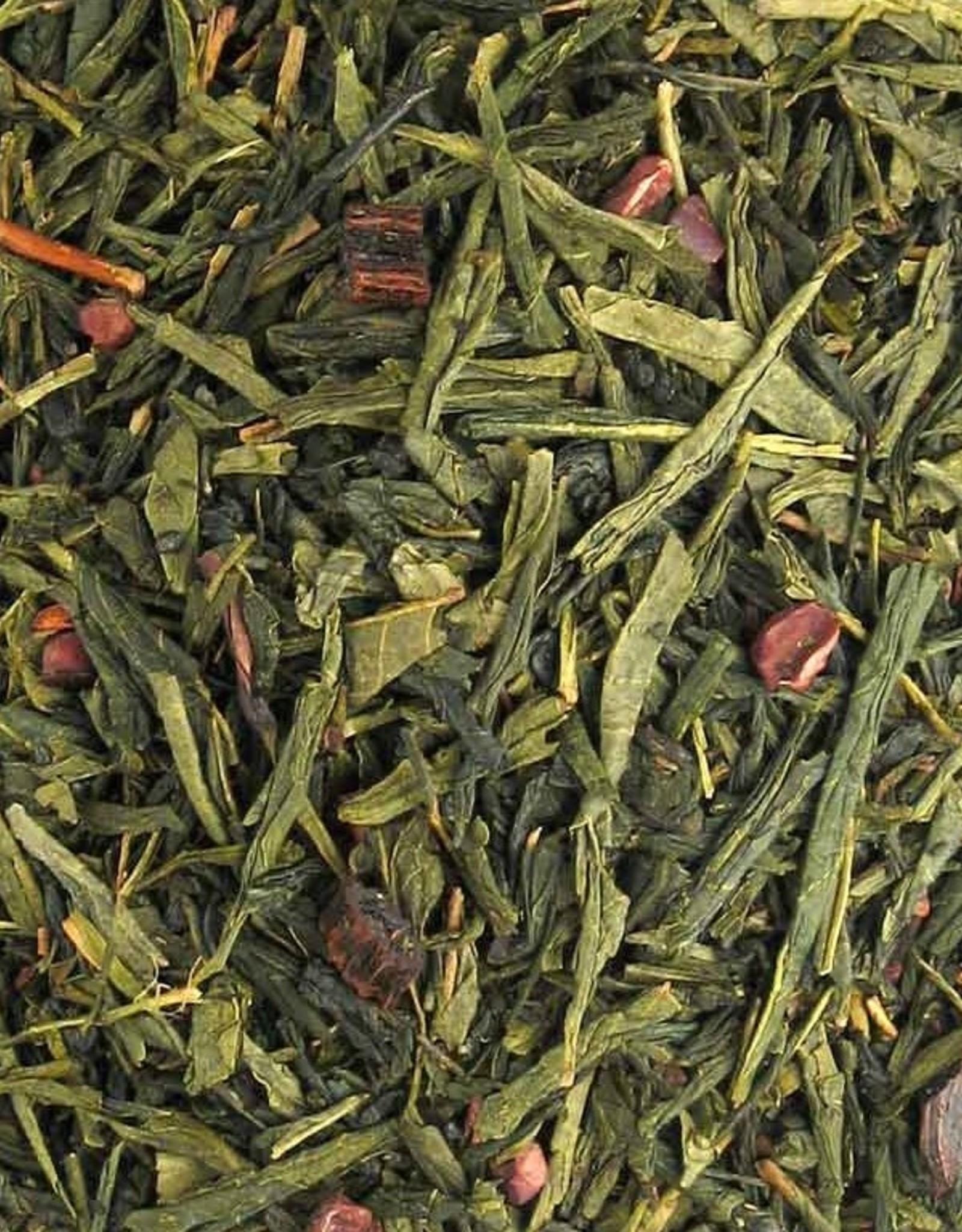 Groene thee met Vanille