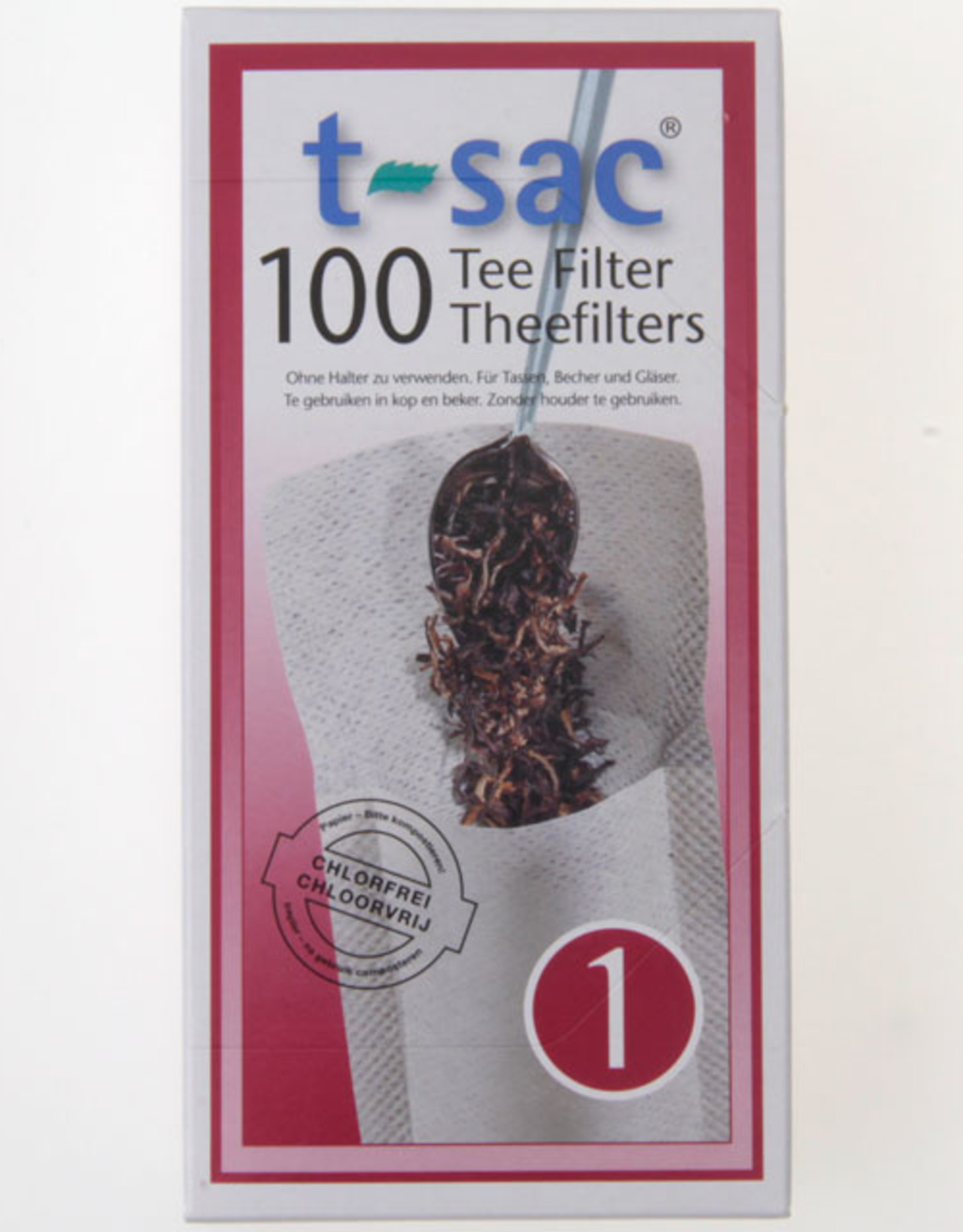 Thee Filters T-sac nr. 1