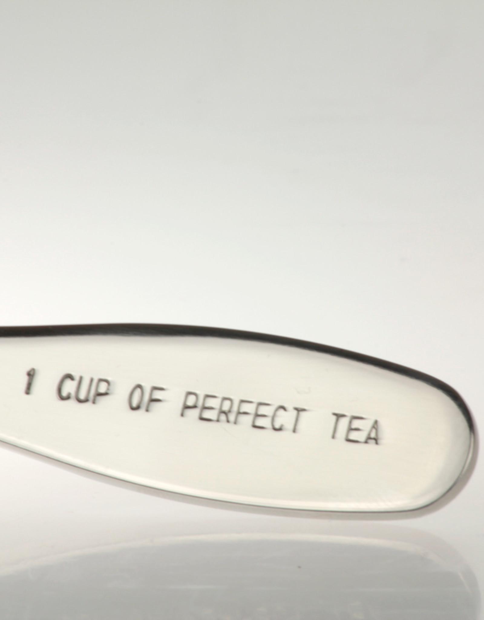 Thee maatschepje  - 1 cup of perfect tea