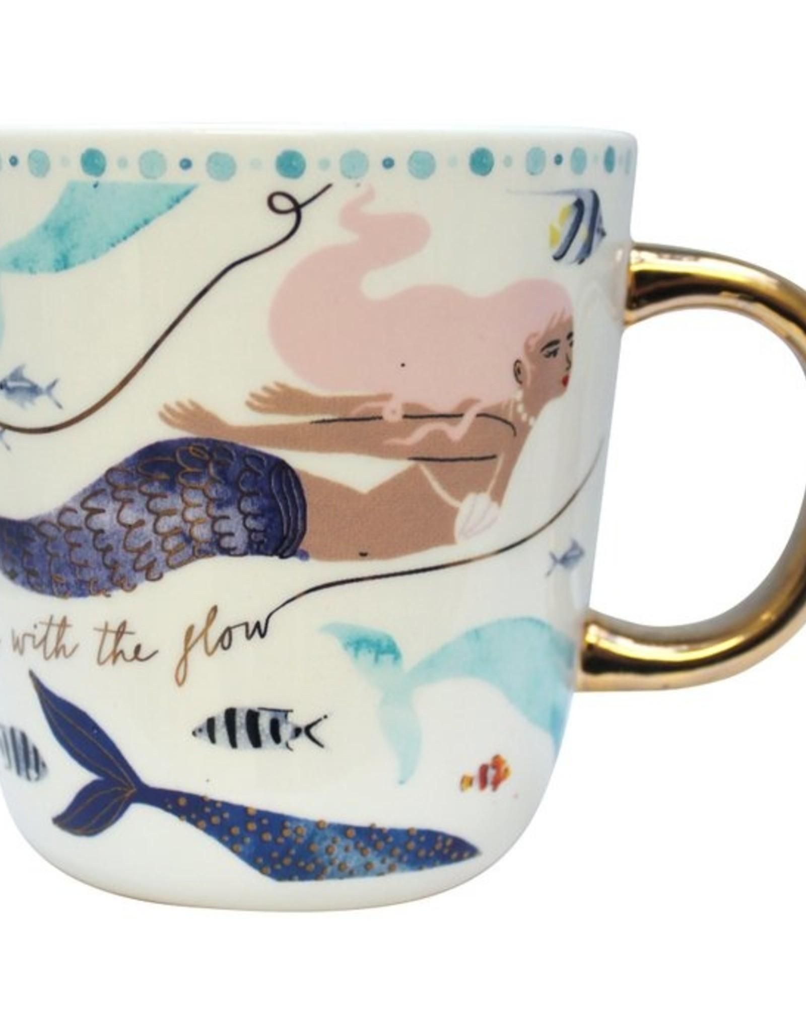 Theekop By The Sea Mermaid