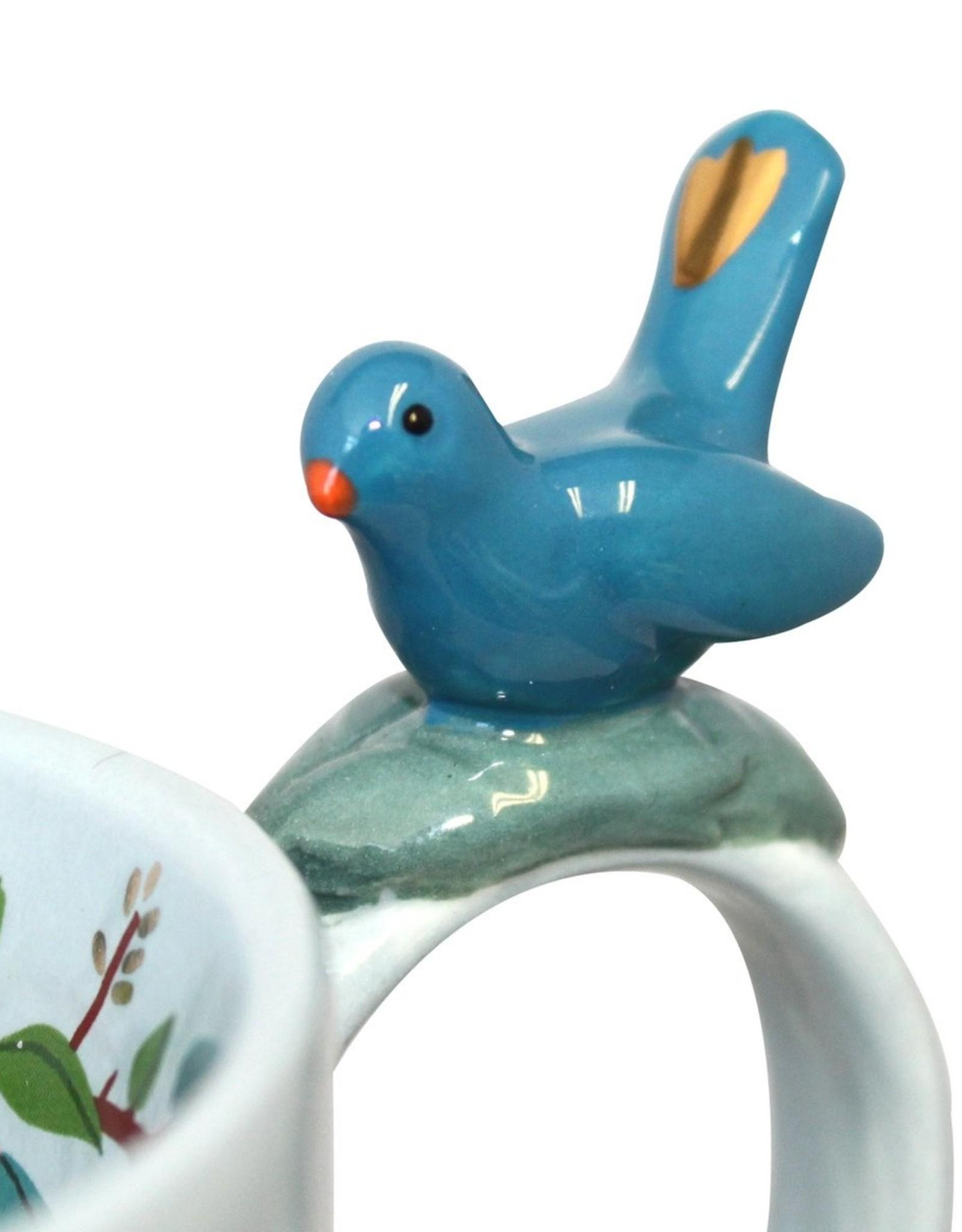 Theekop Secret Garden Bird