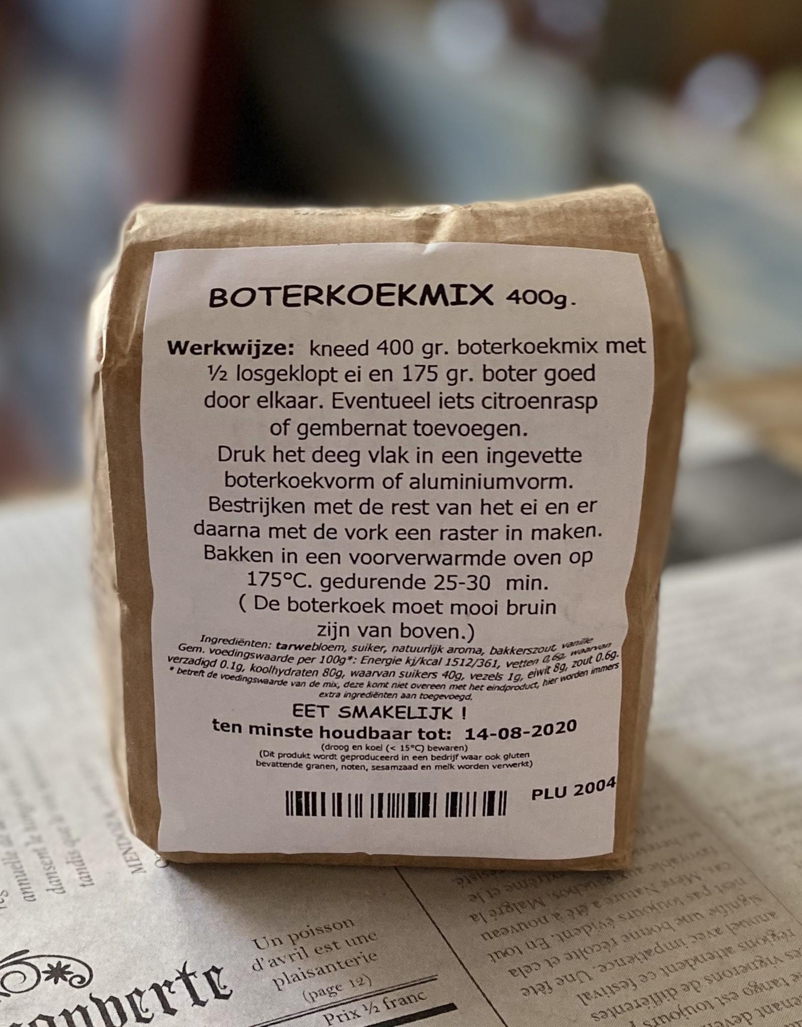 Boterkoekmix