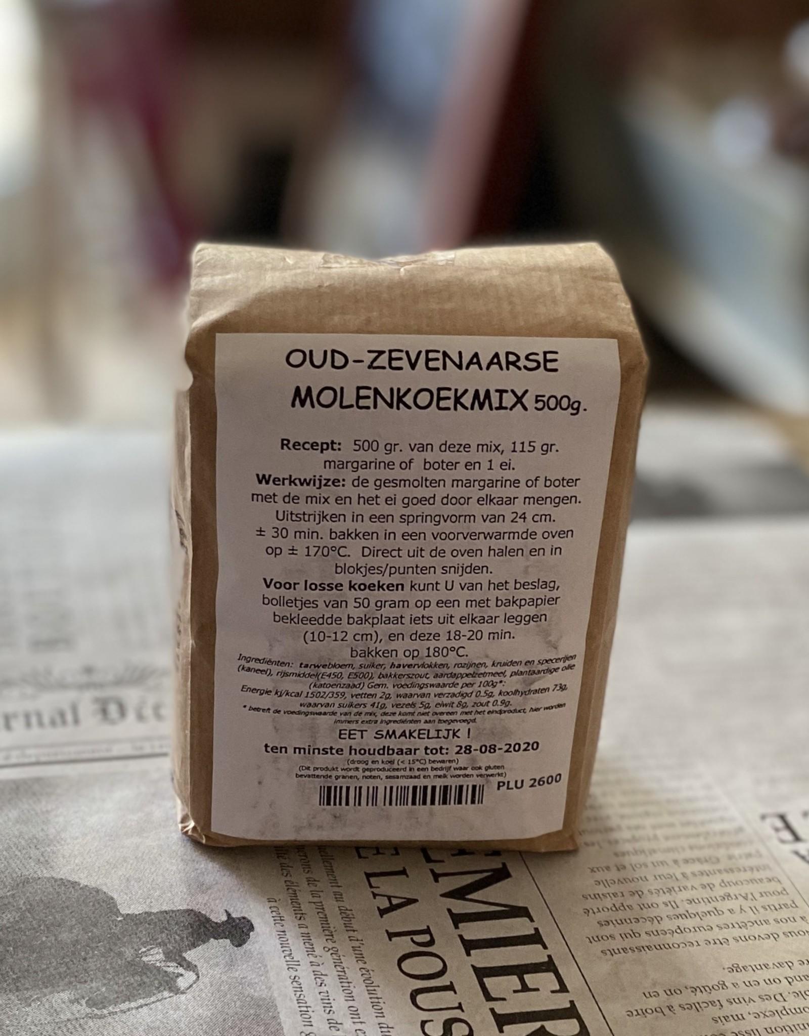 Oud Zevenaarse Molenkoekmix