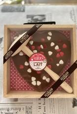 Chocoladehart Le Comptoire de Mathilde