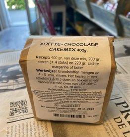 Koffie-Chocolade Cakemix