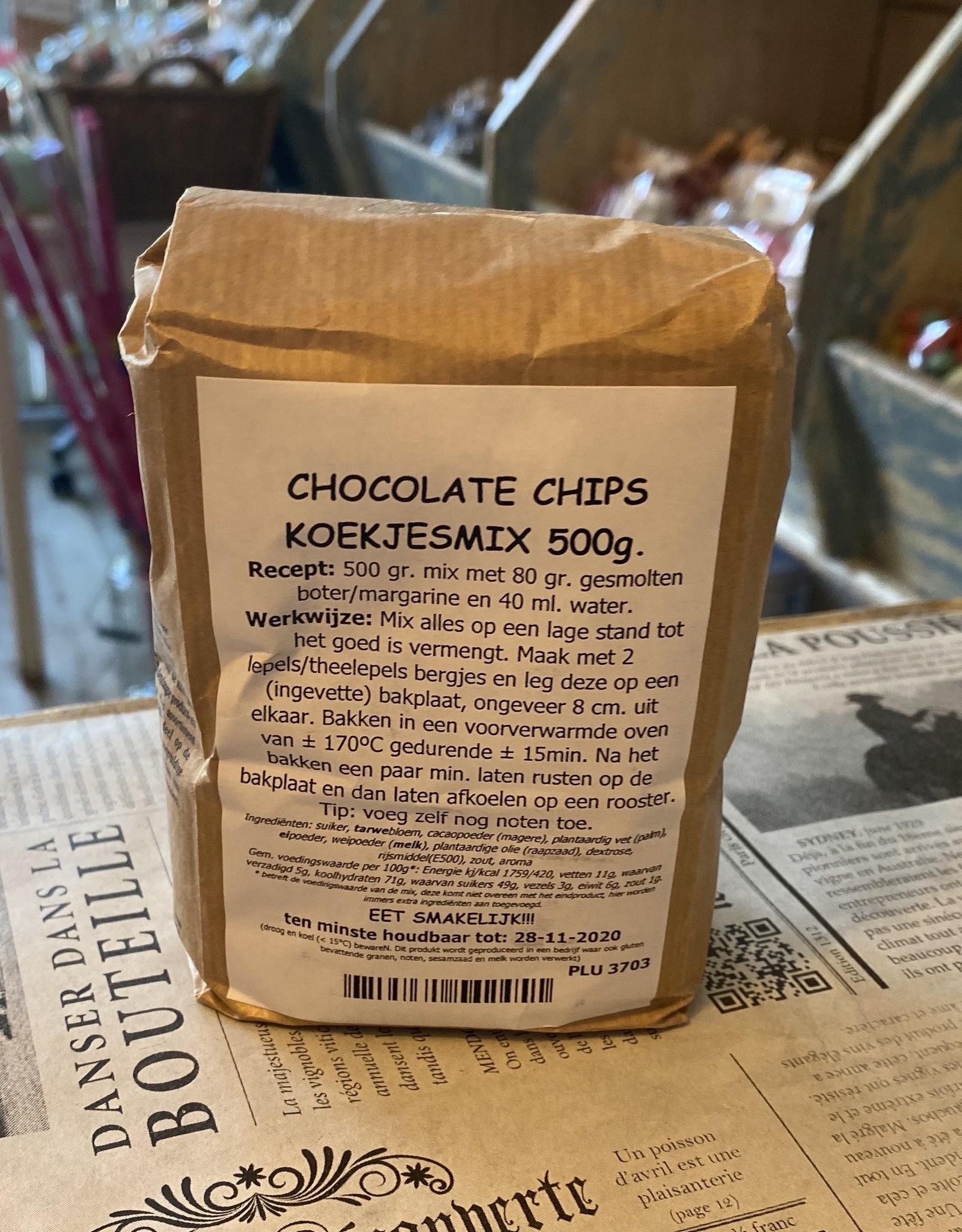 Chocolate Chips Koekjesmix